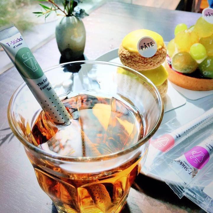 新型Tea-Bag新発売